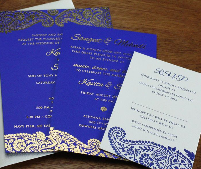 Gujarati Wedding Invitations To Create Eagerness Among The